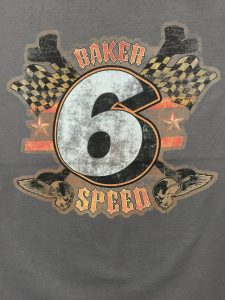 BAKER 6 SPEED 2