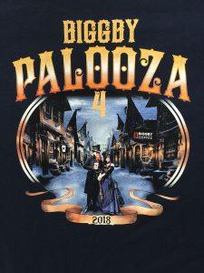 BIGGBY PALOOZA 2