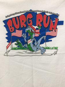 BURG RUN 2