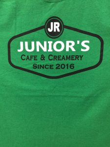 JUNIORS CAFE 2