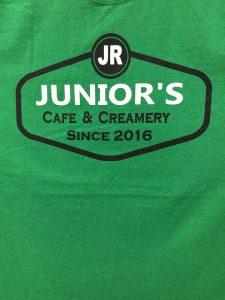 JUNIORS CAFE 2