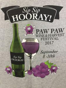 PAW PAW WINE N HARVEST 2