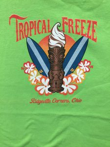 TROPICAL FREEZE 2